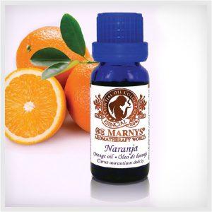 Naranja Aceites Esenciales